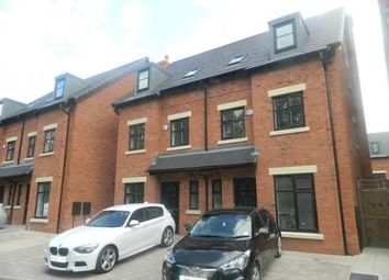 Thumbnail 4 bedroom detached house to rent in Old Boatyard Lane, Worsley, Manchester