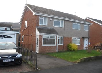 Thumbnail 3 bed semi-detached house to rent in Scarteen Close, Guisborough