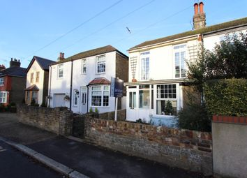 Thumbnail 2 bedroom end terrace house for sale in London Road, Deal