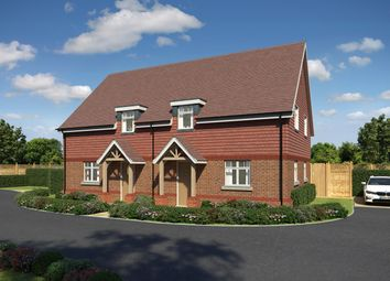 Thumbnail 3 bed semi-detached house for sale in Church Road, Horley