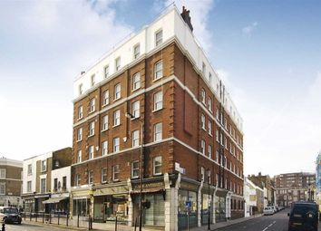 Thumbnail 3 bed flat to rent in Edge Street, London