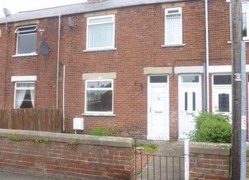 Thumbnail 2 bed flat to rent in Alfred Avenue, Bedlington