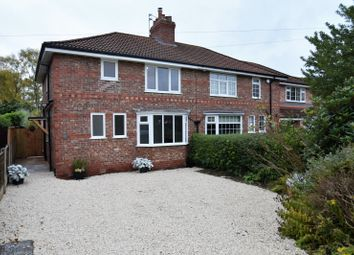 3 bed semi-detached house for sale in Bridle Road, Woodford, Stockport SK7