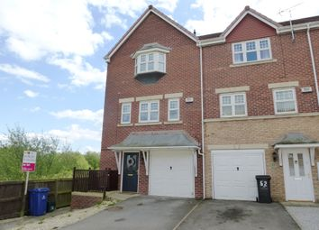 Thumbnail 4 bed town house to rent in Cavalier Court, Woodfield Plantation, Doncaster