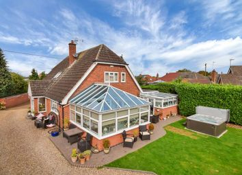 Thumbnail 5 bed detached house for sale in Fosse Way, Syston, Leicester