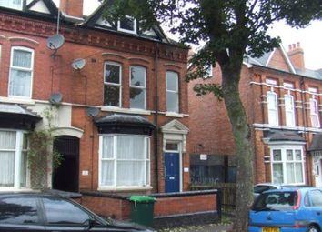 Thumbnail 1 bedroom flat to rent in Edgbaston Road, Smethwick, Birmingham