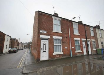 Thumbnail 2 bed end terrace house to rent in Hipper Street West, Chesterfield, Derbyshire