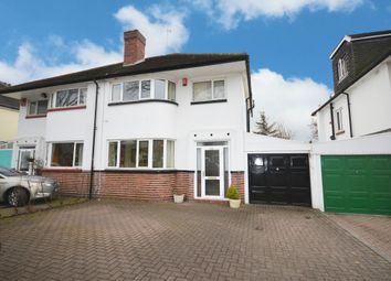 Thumbnail 4 bed semi-detached house for sale in Bills Lane, Shirley, Solihull