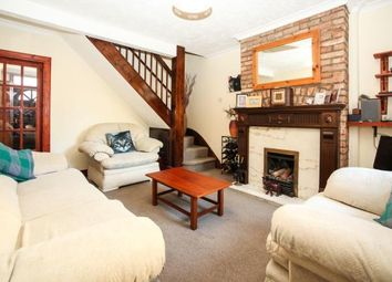 Thumbnail 2 bed terraced house for sale in Shilton Road, Barwell, Leicester, Leicestershire