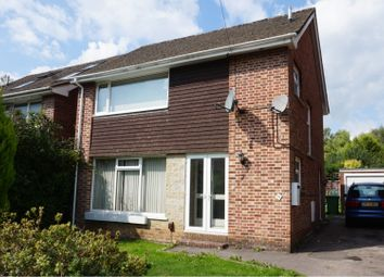 Thumbnail 3 bed detached house for sale in Pantheon Road, Chandlers Ford Eastleigh