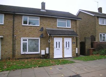 Thumbnail 1 bedroom maisonette to rent in Oaks Cross, Stevenage