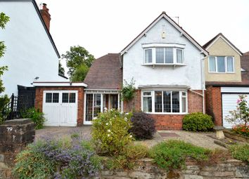 Thumbnail 3 bed detached house for sale in All Saints Road, Kings Heath, Birmingham