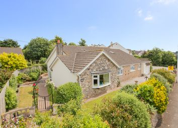 Thumbnail 4 bed detached bungalow for sale in Buckland Heights, Newton Abbot