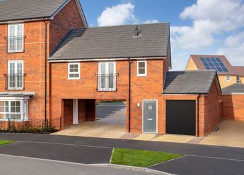 "Thumbnail 1 bed terraced house for sale in ""Stroud"" at Carters Lane, Kiln Farm, Milton Keynes"