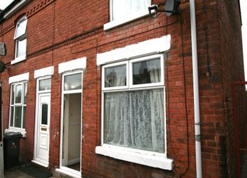Thumbnail 3 bedroom end terrace house to rent in Sandwell Street, Walsall
