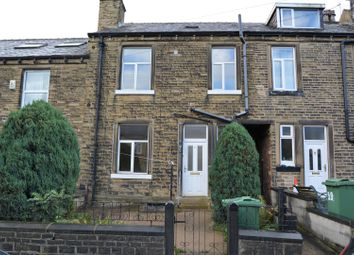 Thumbnail 3 bedroom terraced house for sale in Clement Street, Birkby, Huddersfield