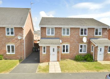 Thumbnail 3 bed semi-detached house for sale in Magpie Close, Oakley Vale, Corby, Northamptonshire