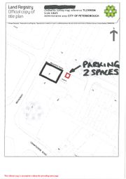 Parking/garage for sale in Broadway, Peterborough PE1