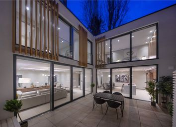 Thumbnail 3 bed semi-detached house for sale in Manor Mews, Abbey Road, St John's Wood, London