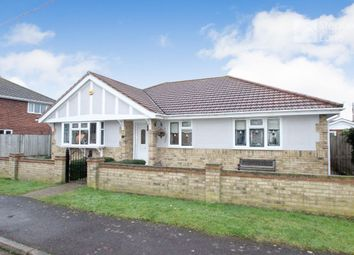 Thumbnail 4 bed bungalow for sale in Normans Road, Canvey Island