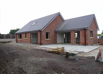 Thumbnail 4 bed detached bungalow for sale in Private Lane Off Rose Avenue, Ilkeston, Derbyshire