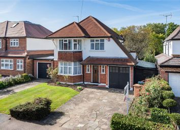 Thumbnail 4 bed detached house for sale in Bourne End Road, Northwood, Middlesex