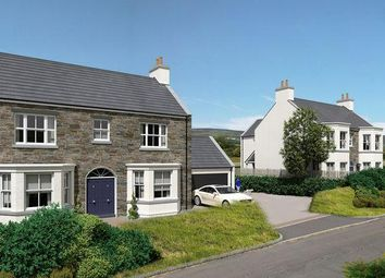 Thumbnail 4 bed cottage for sale in Clypse, Kirk Michael, Isle Of Man