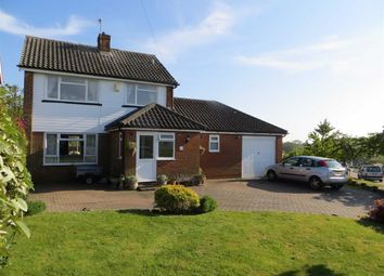 Thumbnail 4 bed detached house for sale in Grange Avenue, Hastings, East Sussex