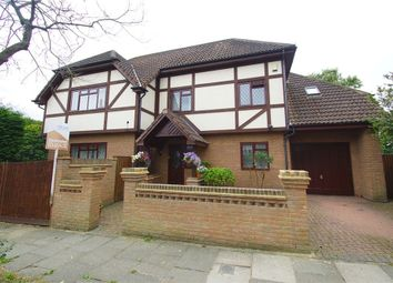 Thumbnail 5 bed detached house for sale in Hill Crest, Sidcup, Kent