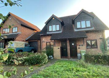 2 bed semi-detached house for sale in Gaddesden Crescent, Wavendon Gate, Milton Keynes MK7