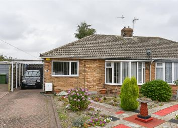 Thumbnail 2 bed semi-detached bungalow for sale in Ash Close, Stockton Lane, York