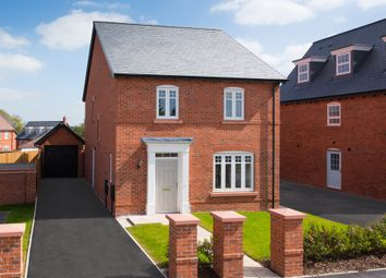 "Thumbnail 4 bed detached house for sale in ""Irving (Rural)"" at Tarporley Business Centre, Nantwich Road, Tarporley"