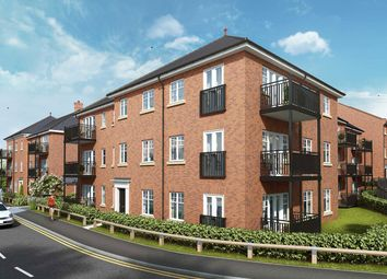 "Thumbnail 2 bed flat for sale in ""Locksley Place Apartments - Ground Floor 2 Bed"" at The Ridgeway, Enfield"