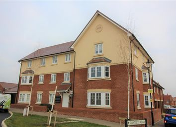 Thumbnail 2 bed flat for sale in Danegeld Avenue, Great Denham, Bedford