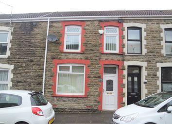 Thumbnail 3 bedroom terraced house to rent in Wesley Street, Maesteg, Mid Glamorgan