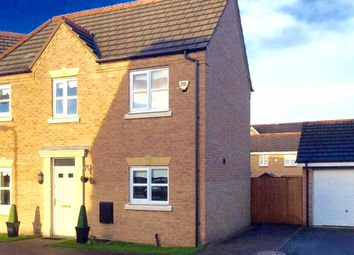 Thumbnail 3 bed semi-detached house for sale in Trooper Close, Liverpool, Merseyside