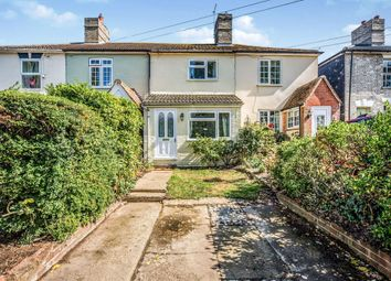 3 bed terraced house for sale in Butt Lane, Burgh Castle, Great Yarmouth NR31