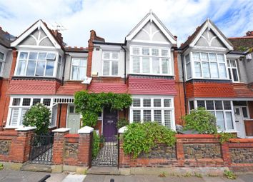 Thumbnail 4 bed terraced house for sale in Wincanton Road, London