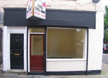 Thumbnail Retail premises to let in Matthew Street, Byker