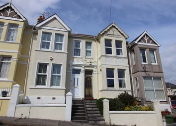 Thumbnail 3 bed terraced house to rent in Onslow Road, Peverell, Plymouth