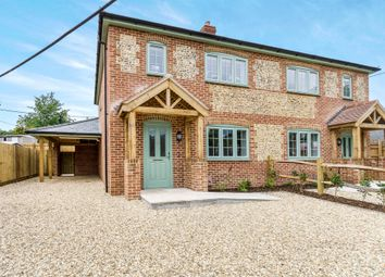Thumbnail 3 bed detached house for sale in Springvale Road, Headbourne Worthy, Winchester