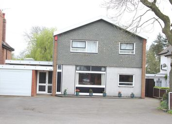 Thumbnail 5 bed property for sale in Sapcote Road, Burbage, Hinckley