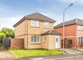 Thumbnail 3 bed detached house for sale in Whitelees Road, Cumbernauld, Glasgow