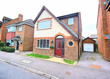 Thumbnail 3 bed detached house for sale in Hornbeam Avenue, Bexhill-On-Sea