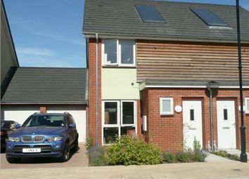 Thumbnail 2 bed semi-detached house to rent in Little Victory Mount, St.Mary's Island, Chatham