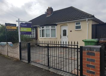 Thumbnail 2 bed detached bungalow to rent in Hannah Road, Bilston
