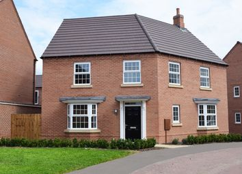 "Thumbnail 4 bed detached house for sale in ""Ashtree"" at Walton Road, Drakelow, Burton-On-Trent"