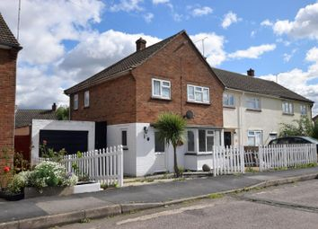 Thumbnail 3 bed semi-detached house to rent in Chaucer Crescent, Braintree