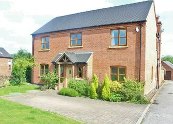 Thumbnail 5 bed detached house for sale in Poppyfields, Denstone, Uttoxeter, Staffordshire