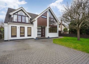 Thumbnail 4 bed detached house for sale in Forge Drive, Claygate, Esher